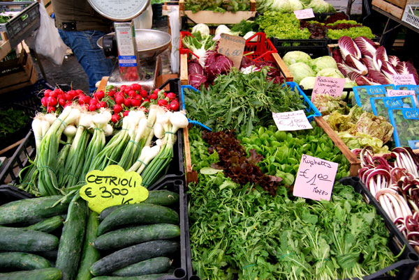Post image for Four Favorite Markets in Rome