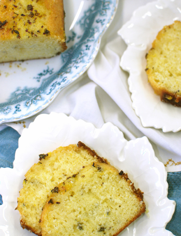 meyer lemon lavender cake old fashioned lemon bread printable recipe ...