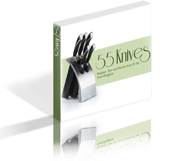 Post image for 55 Knives (e)Cookbook