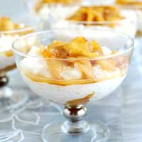 Thumbnail image for Arborio Rice Pudding with Caramelized Apples