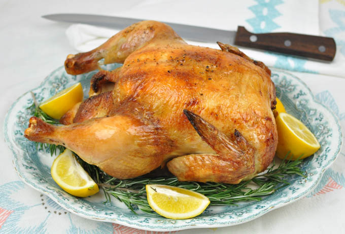 Post image for How to Brine and Roast a Chicken
