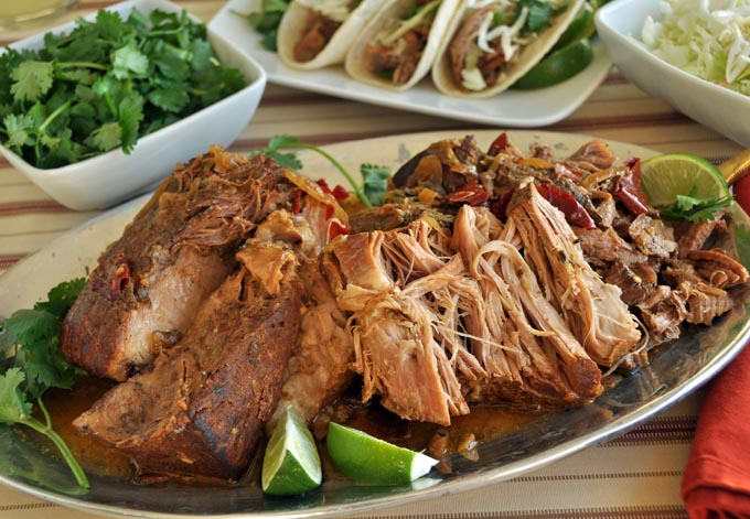 Cuban-Style Mojo Pulled Pork Roast Recipe | D'Artagnan..