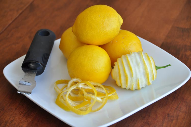 Meyer Lemon Vanilla Bean Creme Caramel — Former Chef