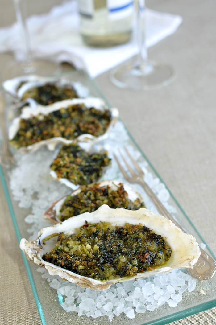 Post image for Oysters part 4- How to Make Oysters Rockefeller