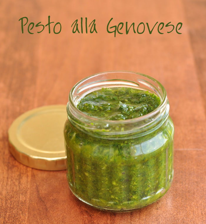 Post image for How to Make Pesto (plus a bit of a rant)