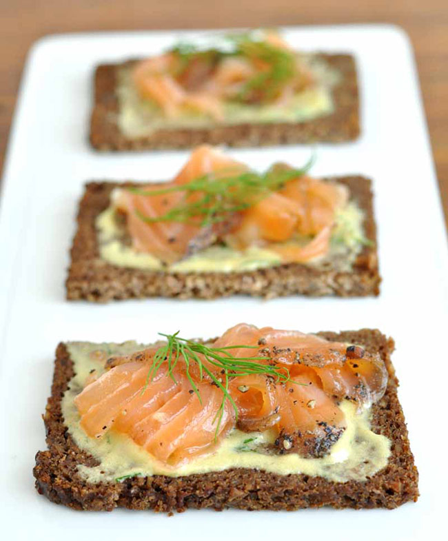 How to make Gravlax (Grav-lax, Gravad lax, Gravad Laks) at home.