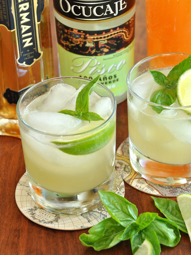 Post image for The Sacred Valley- A Pisco Cocktail