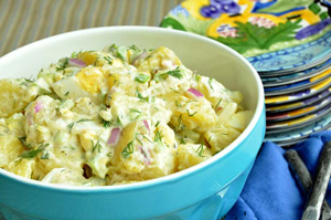 Thumbnail image for Classic Potato Salad