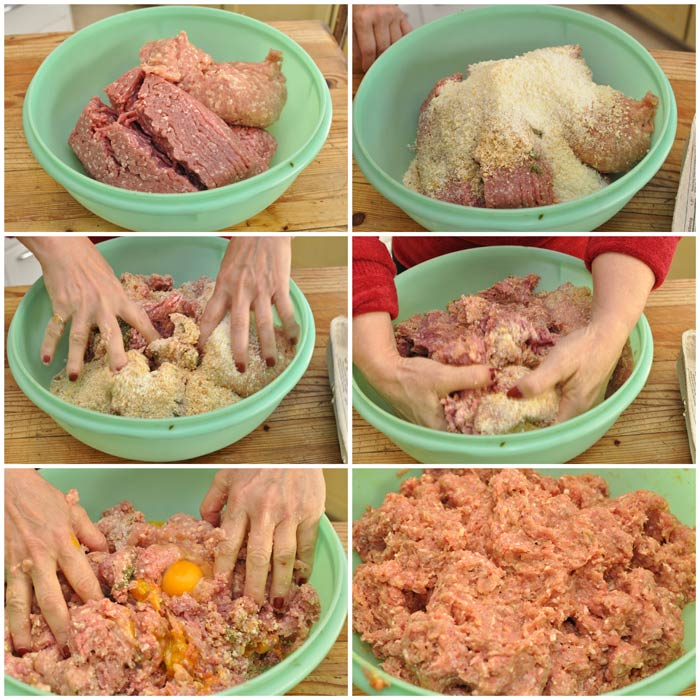 How To Make Meatballs Former Chef